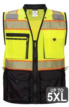 Portwest Premium Surveyor Safety Vest