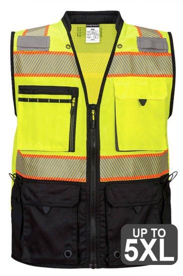 Portwest surveyors vest