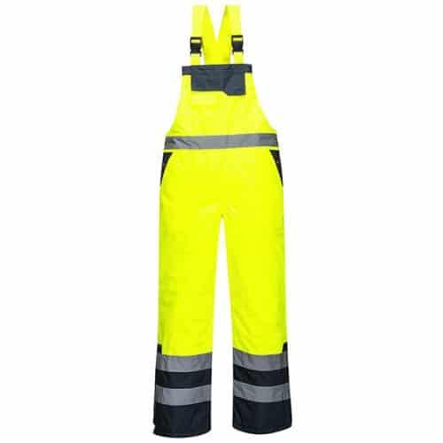 Portwest Safety Bib and Brace