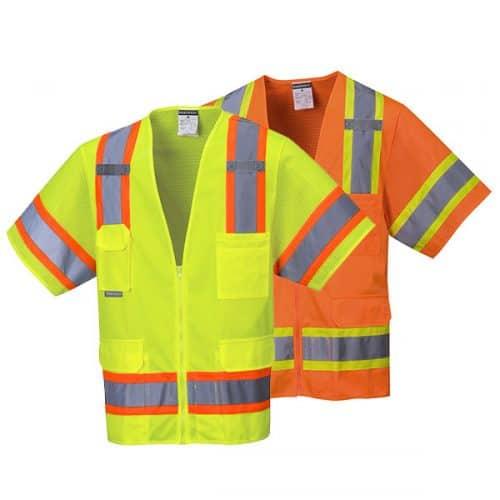 Portwest Class 3 Safety Vests