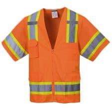 Portwest Safety Orange Vest