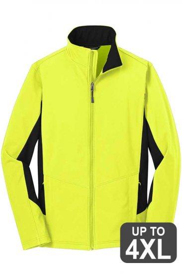 Safety Soft Shell Jacket