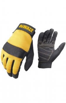 Dewalt All Purpose Synthetic Padded Safety Glove