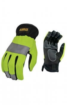 Dewalt Hi-Viz Performance Safety Glove