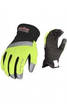 Radians Radwear Silver Series Hi-Vis Utility Safety Gloves