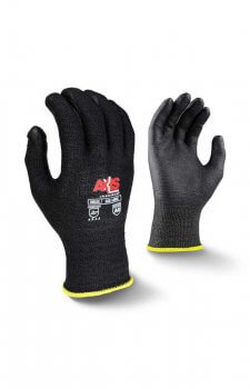 Radians AXIS Cut Protection TouchScreen Safety Work Gloves