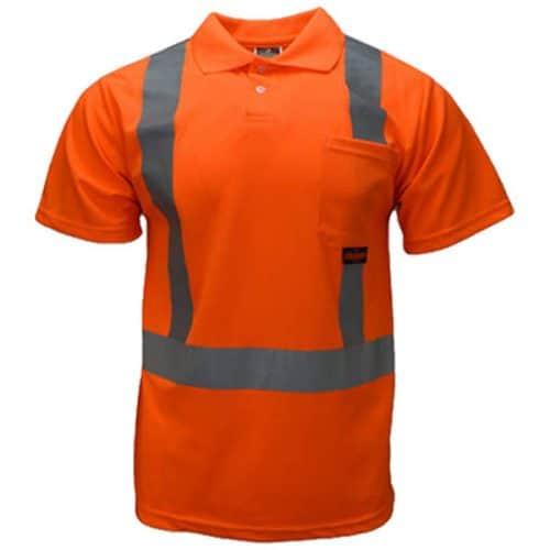 Radians Safety Orange Shirt