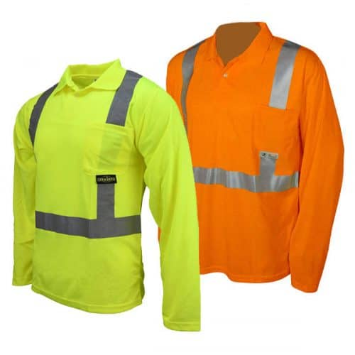 Radians Long Sleeve Safety Shirt