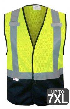 RAF Hi Vis Safety Economy Vest
