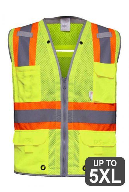 Two Tone Class 2 Vest