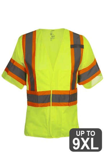Class 3 Breakaway Safety Vest