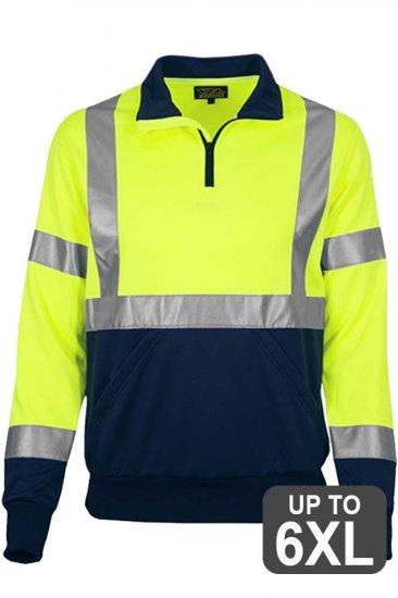 Quarter Zip Safety Sweatshirt