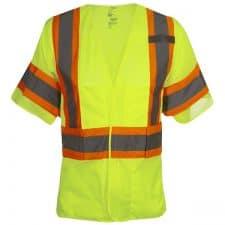 RAF 591 Hi Vis Breakaway Mesh Safety Vest