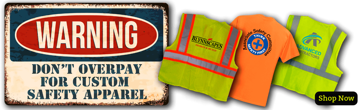 Custom Safety Vests And Safety Shirts