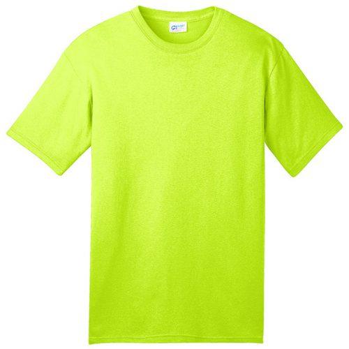 USA Made Safety Green Shirt