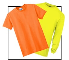 Dri Fit Safety Shirts