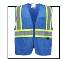 Non ANSI Colored Safety Vest