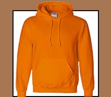 Hooded Safety Sweatshirt